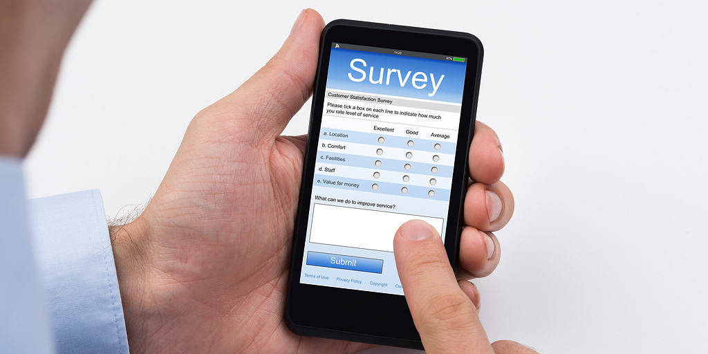 LIveWord Online Survey for Social ROI