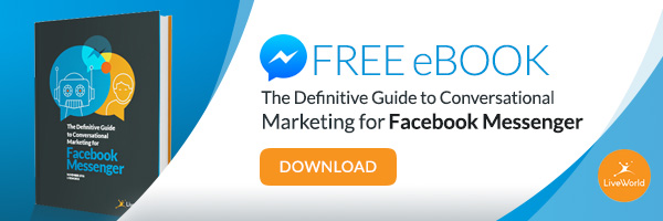 Facebook Messenger eBook - LiveWorld