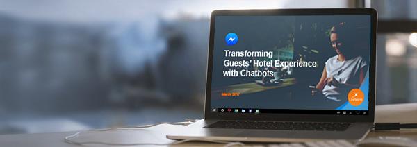 Hotel chatbot webinar - LiveWorld
