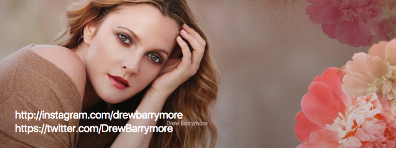 Influencer Marketing Drew Barrymore Facebook