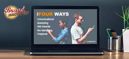 conversational marketing webinar LiveWorld