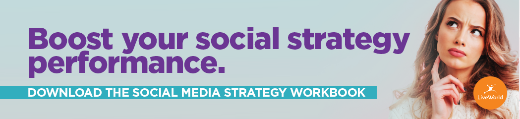 social media strategy workbook - LiveWorld