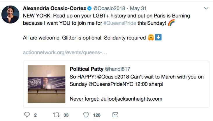 Cortez Tweet 1