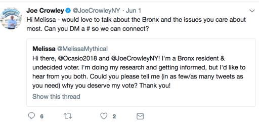 Crowley tweet 1