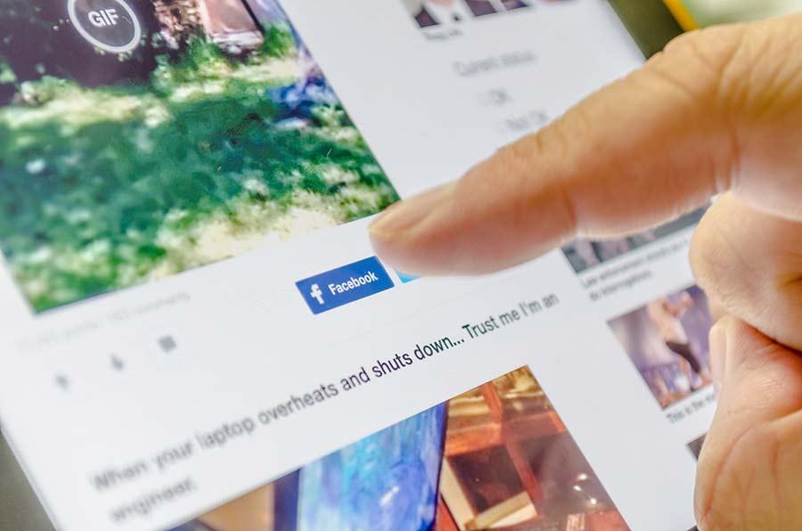 Social Media Content Moderation - LiveWorld