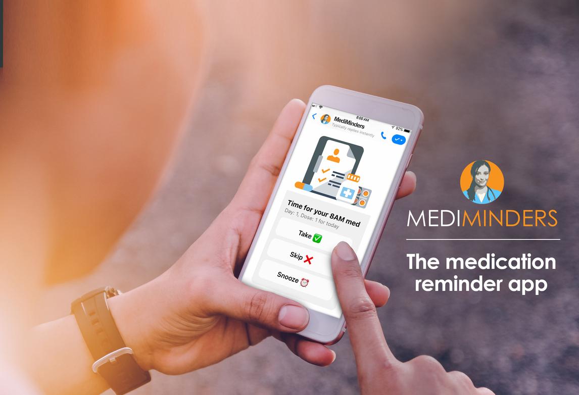 MediMinders Adherence App - LiveWorld