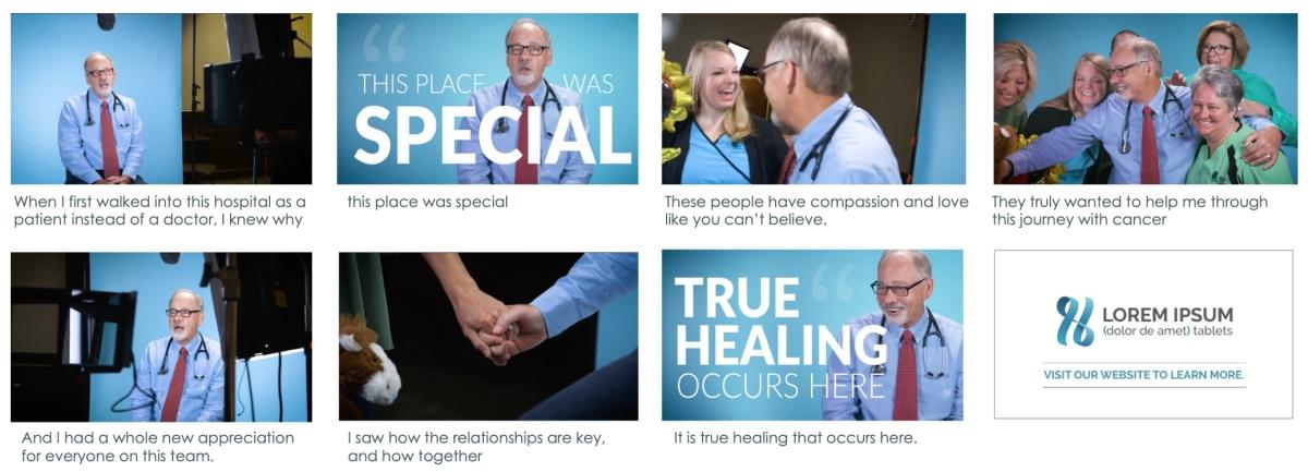 pharma storytelling